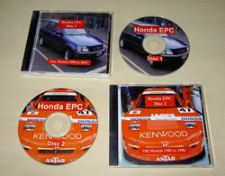 Honda Parts Catalogue