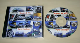 Rover Parts Catalogue