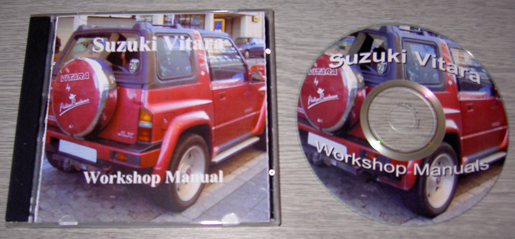 Suzuki Vitara & Grand Vitara Workshop Manual